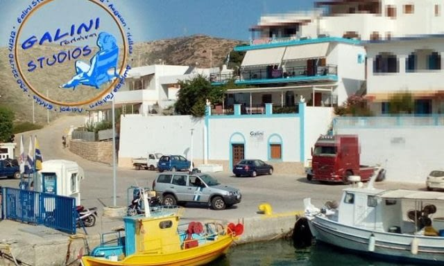 Rooms to Let   Lipsi Dodecanese   Galini Studios