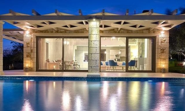 Villas For Rent | Zakynthos Keri Lake | Avra Luxury Villa