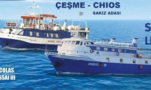 Tourist Office Travel Agency | Chios Port Dodecanese | Sunrise Tours