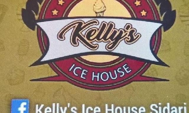 ICE CREAM SHOP-CAFE-CREPERIE SIDARI CORFU | KELLY'S ICE HOUSE
