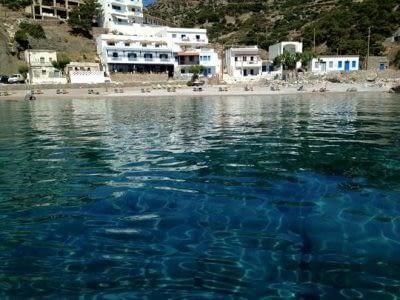 Rooms to Let | Agios Nikolaos Spoa Karpathos | To Votsalo