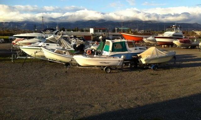 Boat Parking | Pahi Megara | Boat Parking Pahi