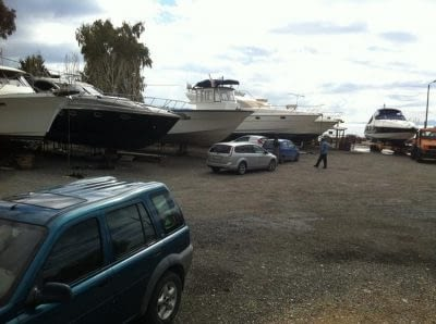 Boat Parking | Paxi Megara | Boat Parking Paxi - gbd.gr