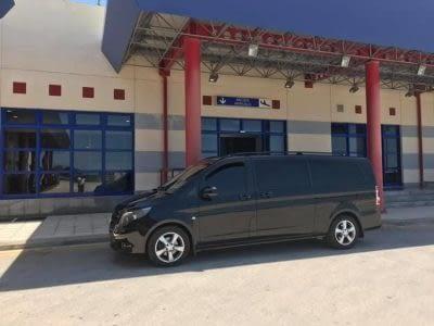 Van Taxi Radiotaxi VIP Transfers   Pyrgos Ilia Peloponnese   TAXI-VAN & VIP Transfer