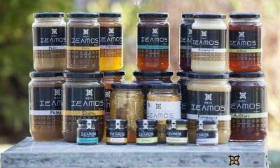 Honey Produser | Kalavrita Greece | Apiculture Helmos